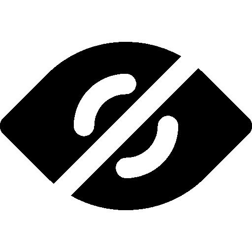 Hide  free icon