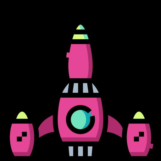 Rocket  free icon
