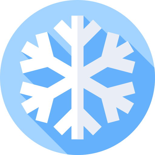Snowflakes  free icon