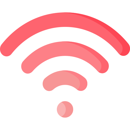 señal wifi  icono gratis