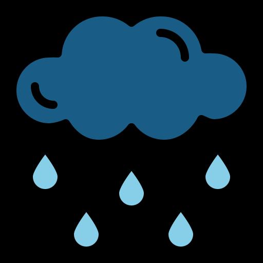 Rainy  free icon