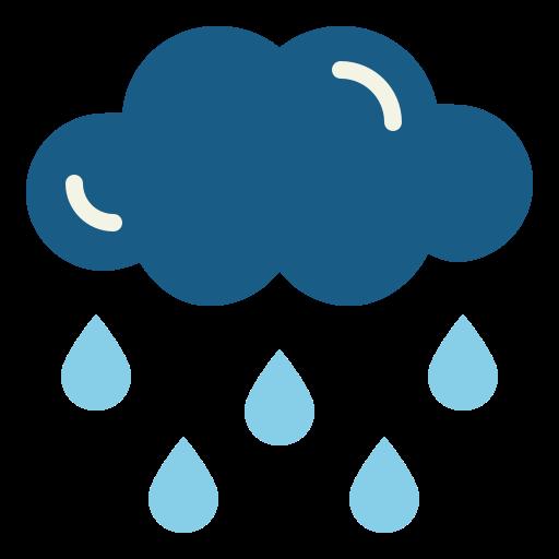 Дождливый  бесплатно иконка