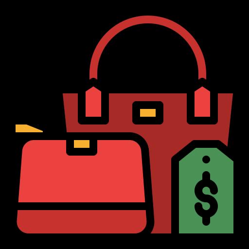 Bags  free icon