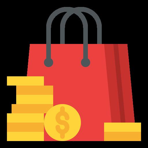 Shopping  free icon