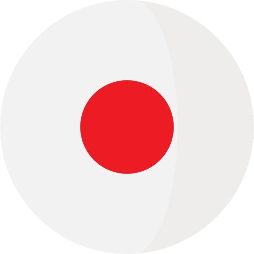 japon  Icône gratuit
