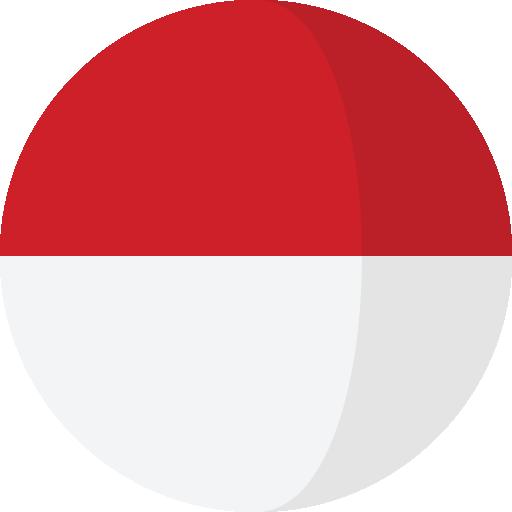 인도네시아  무료 아이콘