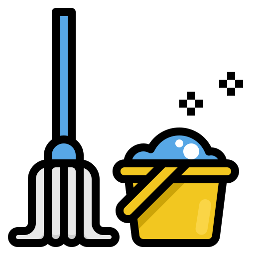 balai de nettoyage  Icône gratuit