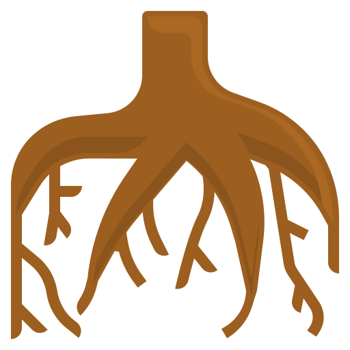 Root  free icon