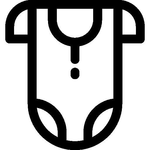 바디 수트  무료 아이콘