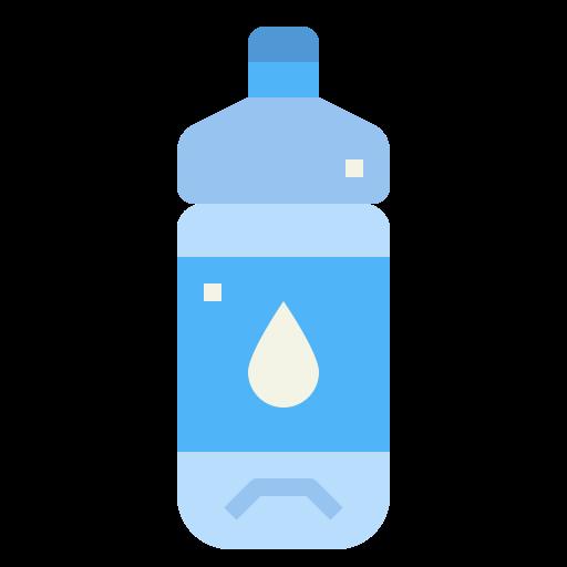 Пластиковая бутылка  бесплатно иконка