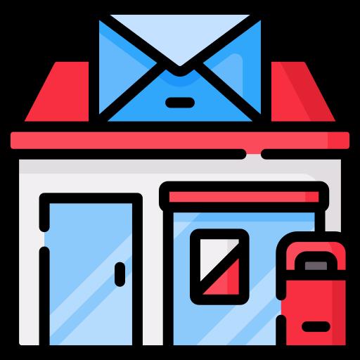 우편 서비스  무료 아이콘