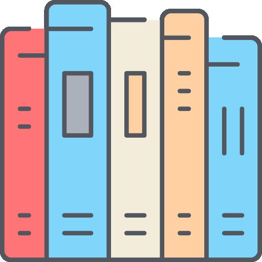 bibliothèque  Icône gratuit
