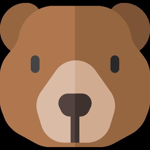 Bear  free icon