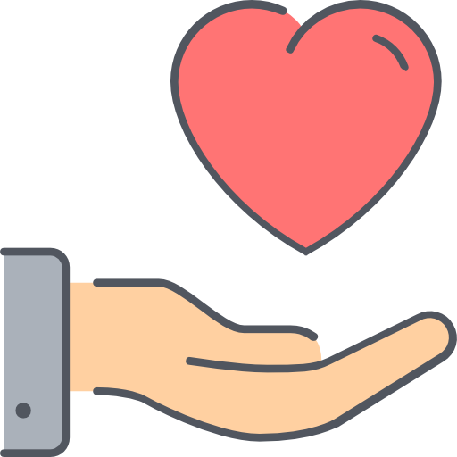 Donation  free icon