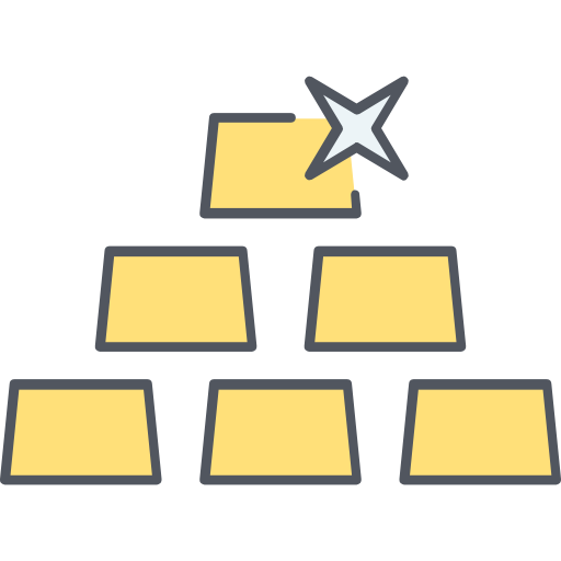 Gold Ingots  free icon