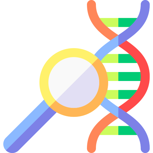 Dna structure  free icon