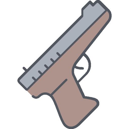 Gun  free icon
