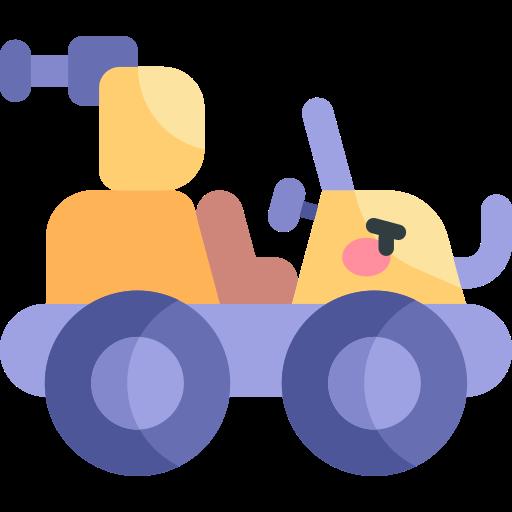 Military vehicle  free icon