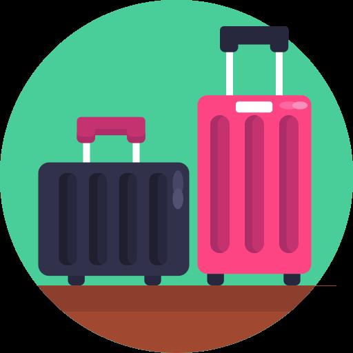 reisegepäck  kostenlos Icon