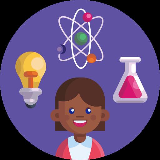 과학과 기술  무료 아이콘