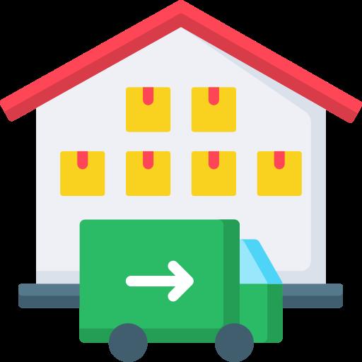 Logistics  free icon