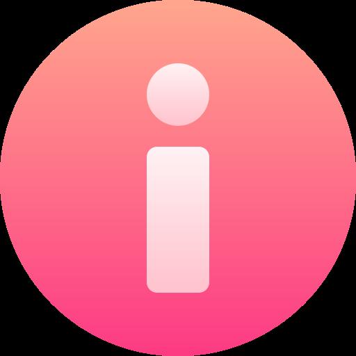 información  icono gratis