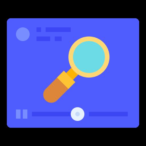 recherche  Icône gratuit