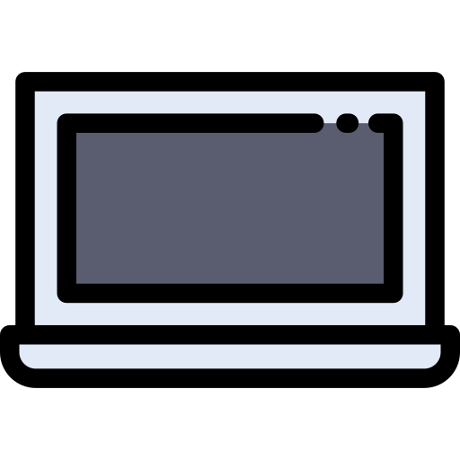 ordinateur portable  Icône gratuit