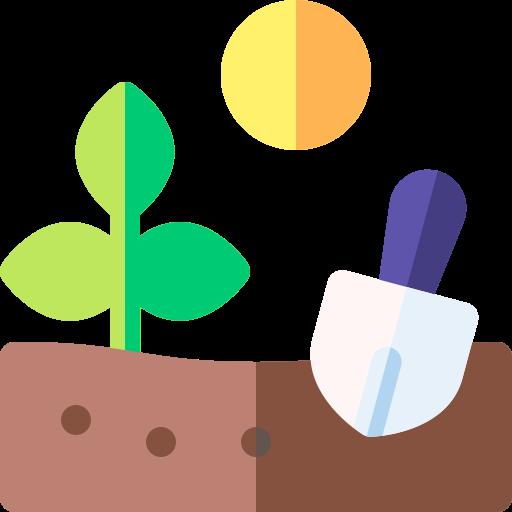 jardinage  Icône gratuit