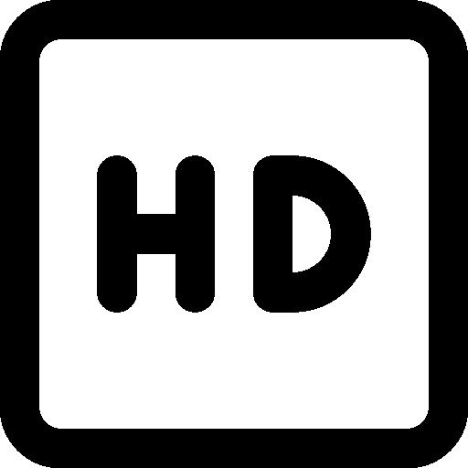 Hd  free icon