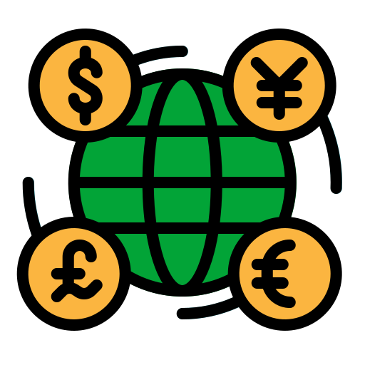 Money currency  free icon