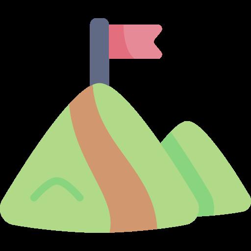 Hiking  free icon