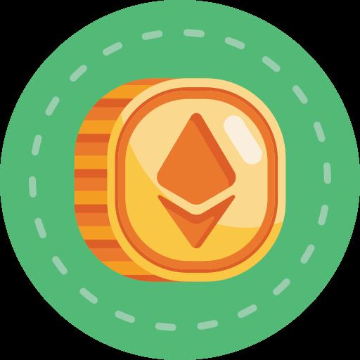 Ethereum  free icon