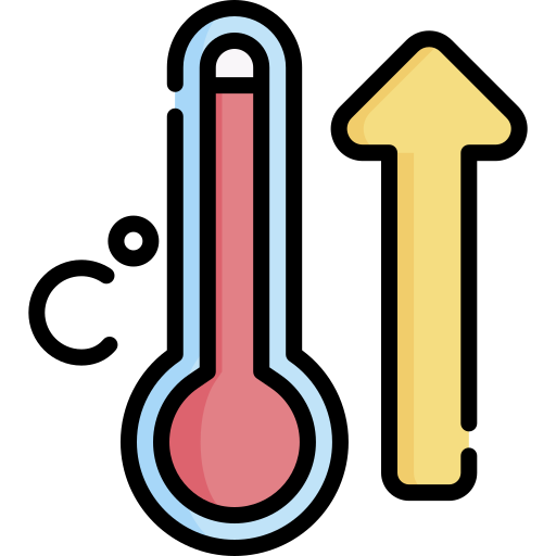 Heating  free icon