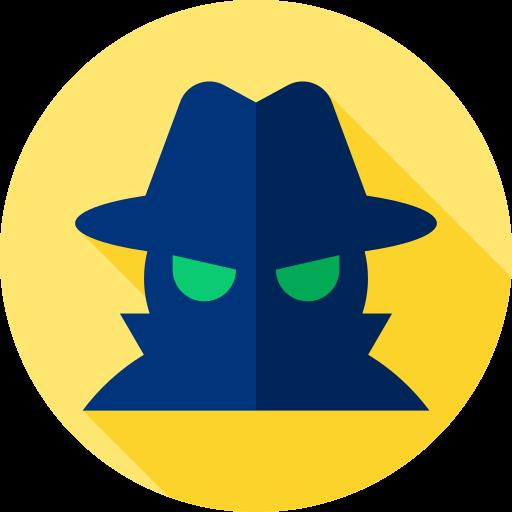Spyware  free icon