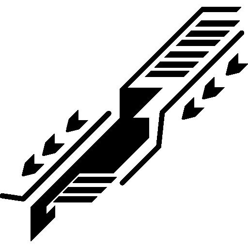 carte imprimée électronique  Icône gratuit