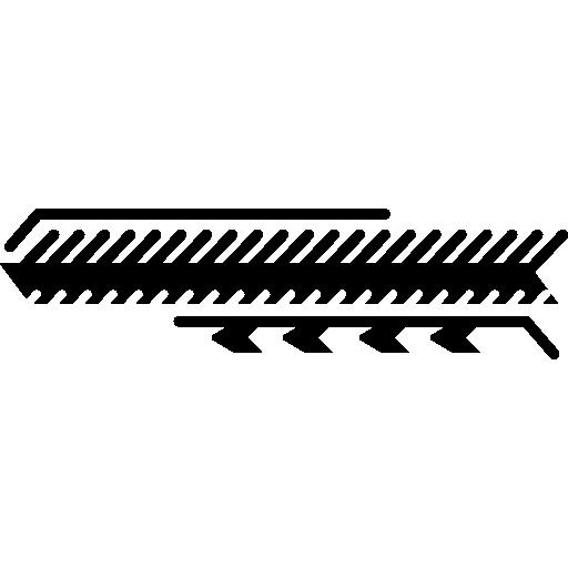 détail horizontal du circuit électronique  Icône gratuit