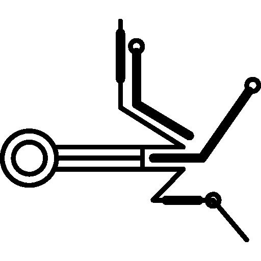 impression du circuit  Icône gratuit