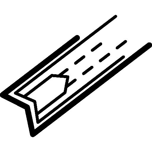 détail de l'impression du circuit électronique des lignes diagonales  Icône gratuit