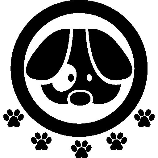 Сигнал гостиницы для домашних животных  бесплатно иконка