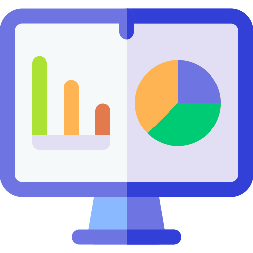 Business report  free icon