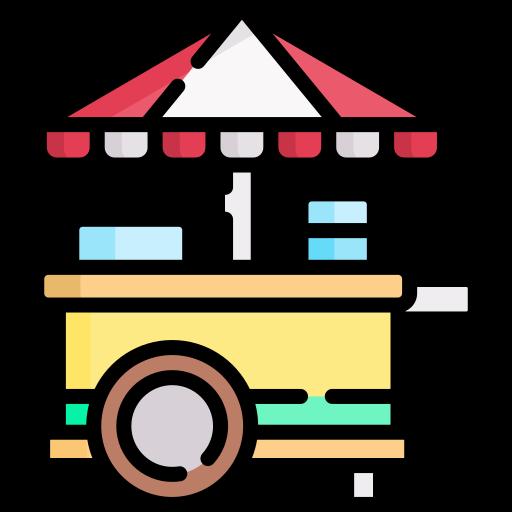 carro de comida  icono gratis