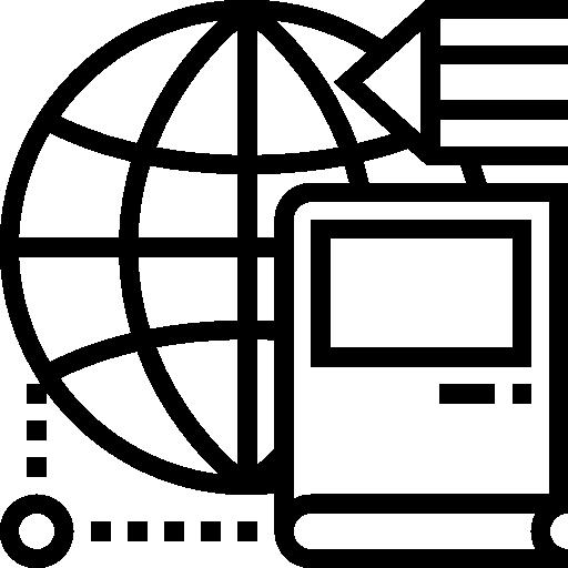 Études  Icône gratuit