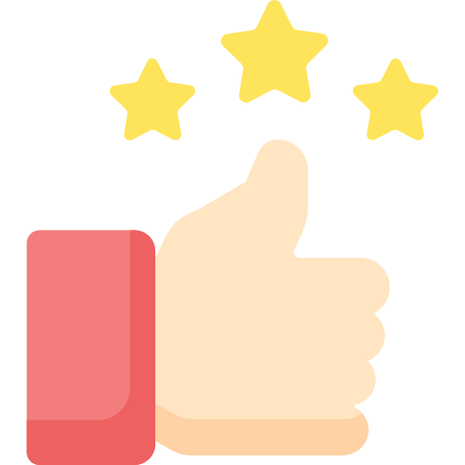 Thumbs up  free icon