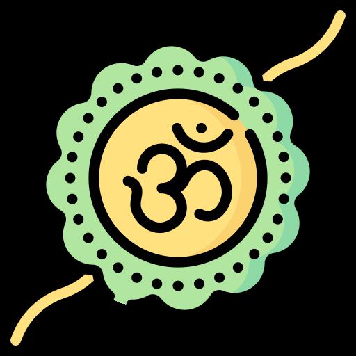 Rakhi band  free icon
