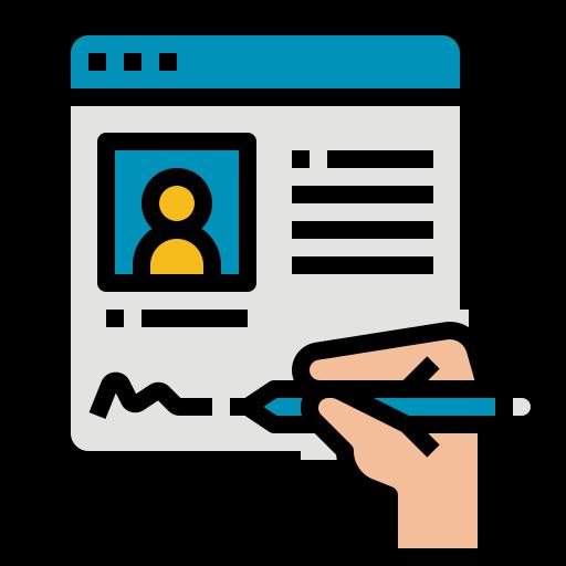 Register  free icon