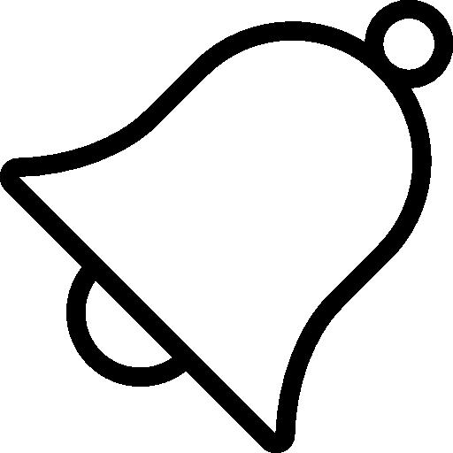 Колокол  бесплатно иконка