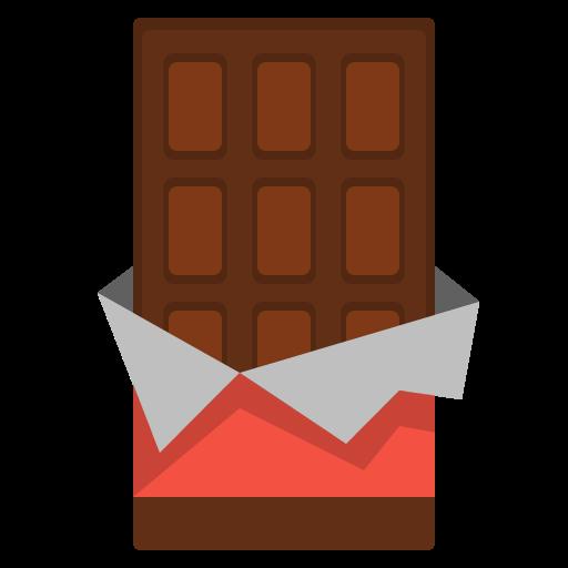 Chocolate  free icon