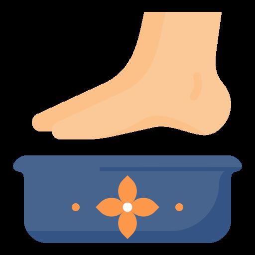 СПА для ног  бесплатно иконка