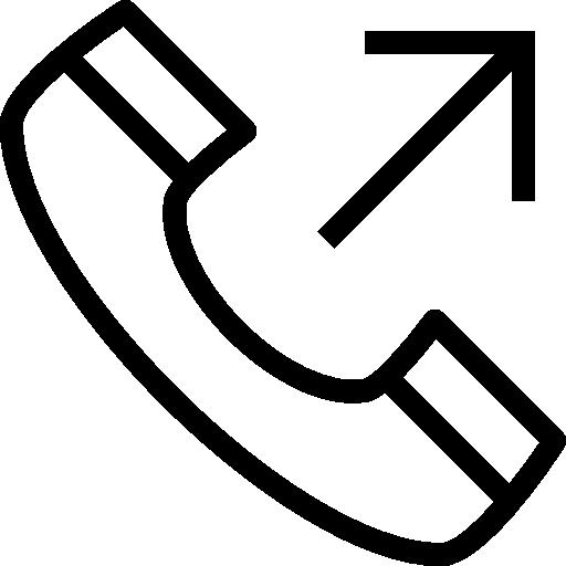 Телефонный звонок  бесплатно иконка